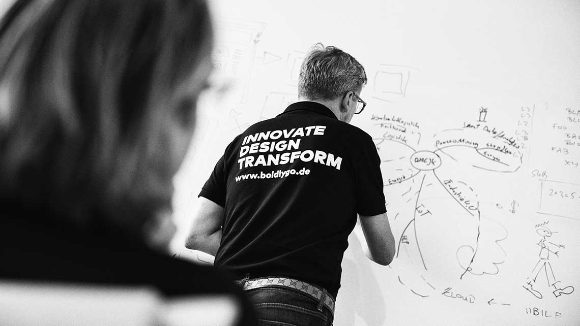 Disruptive Champions Digitale Transformation