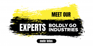 Meet our Experts,, Boldy Go Industries