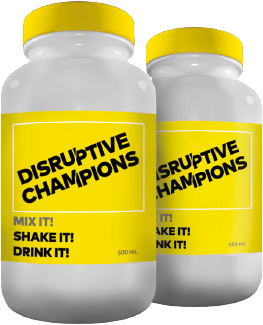 Disruptive Champions, Superfood, Success